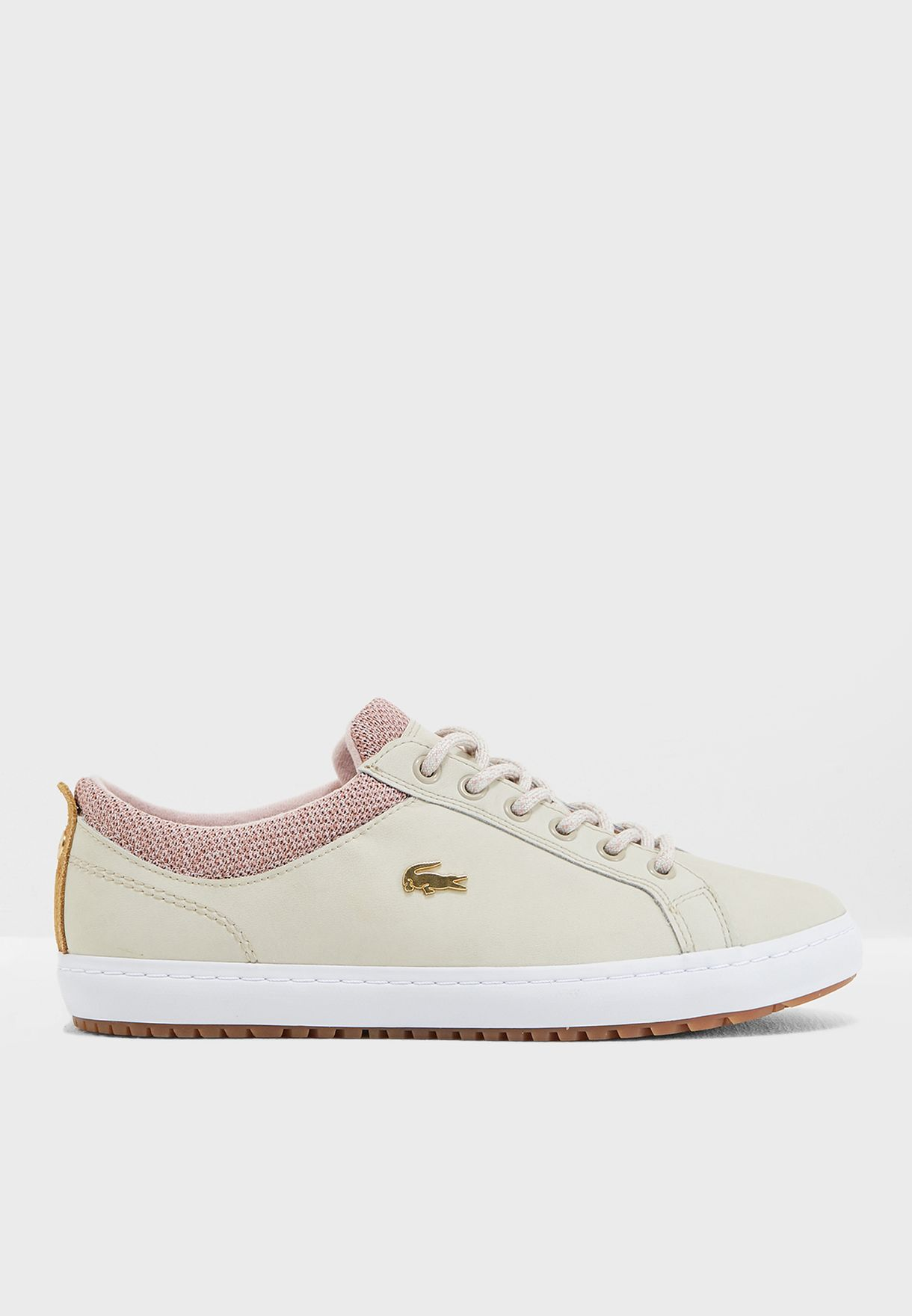 Buy Lacoste beige Straightset Insulate