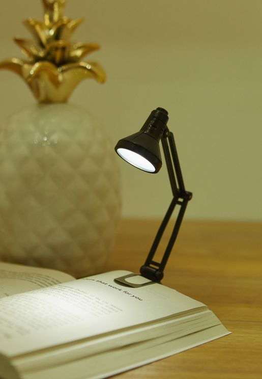 Mini Retro Desk Lamp Style Book Light