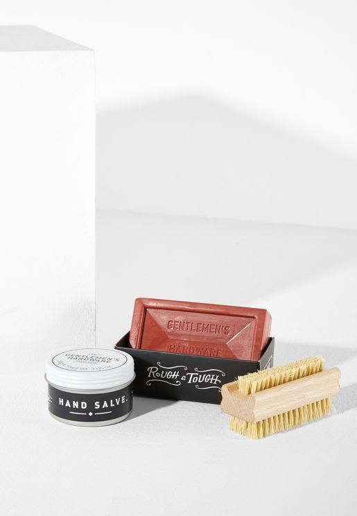 Gents Hand Care Kit Gift Set