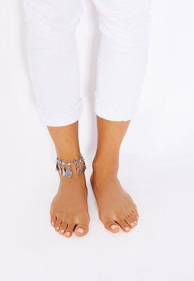 Ginger Antique Anklet