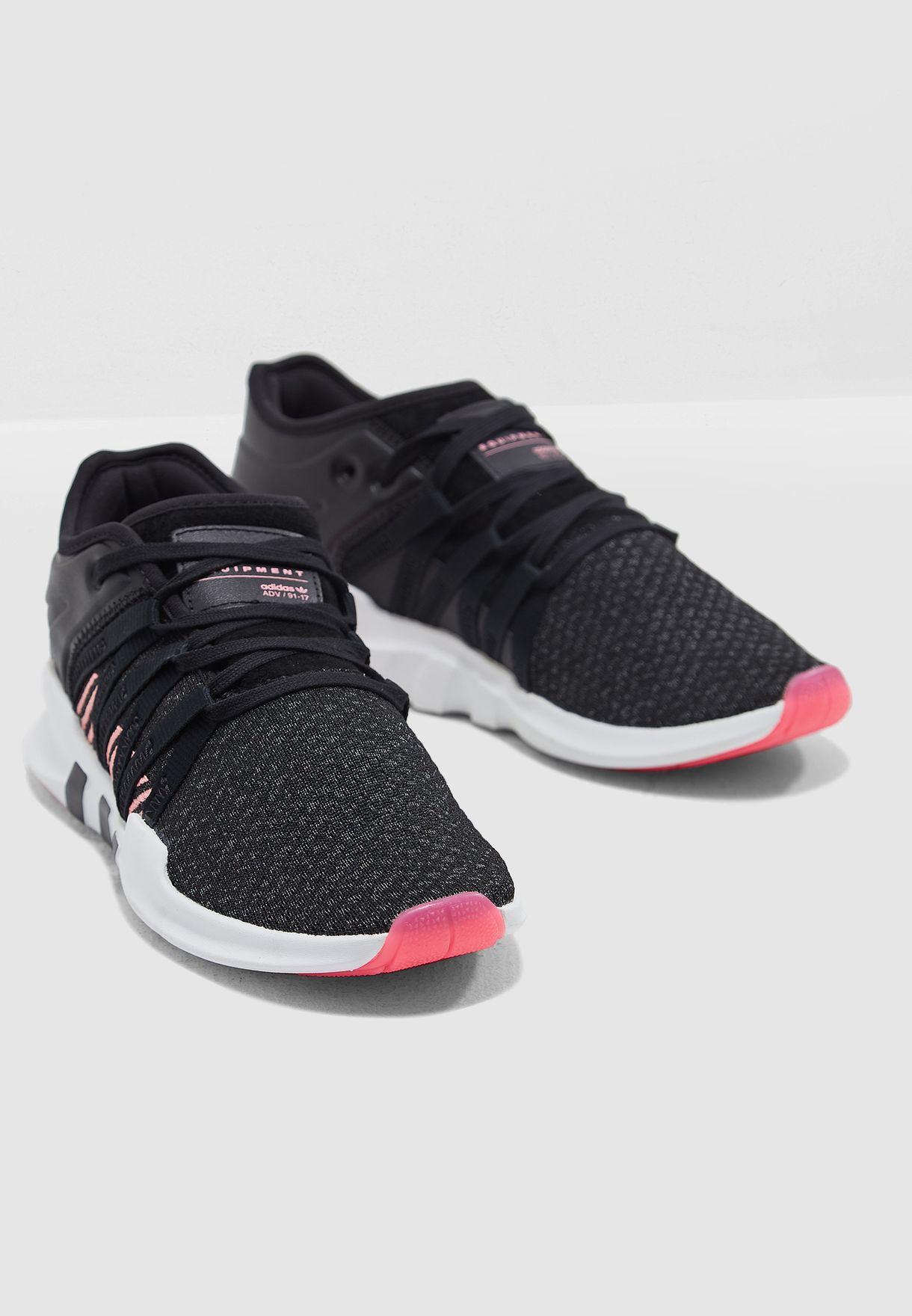Shop adidas Originals black EQT Racing ADV B37092 for Women in Saudi -  AD478SH01UFY e0ce61fa38c0