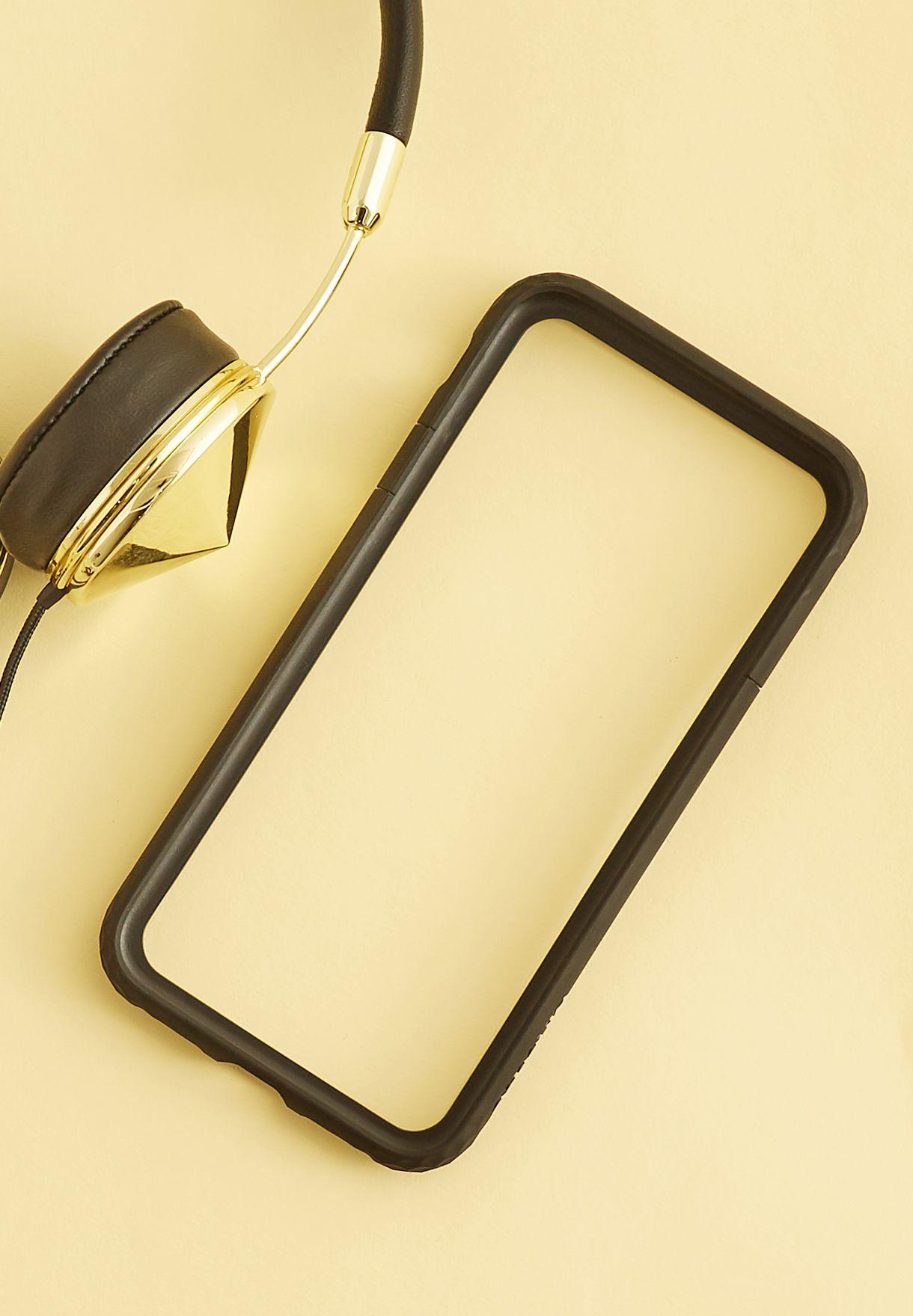 حافظة هاتف آيفون X مقاومة للصدمات