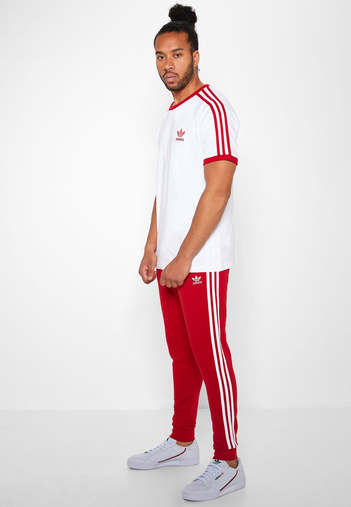 3 Striped Sweatpants