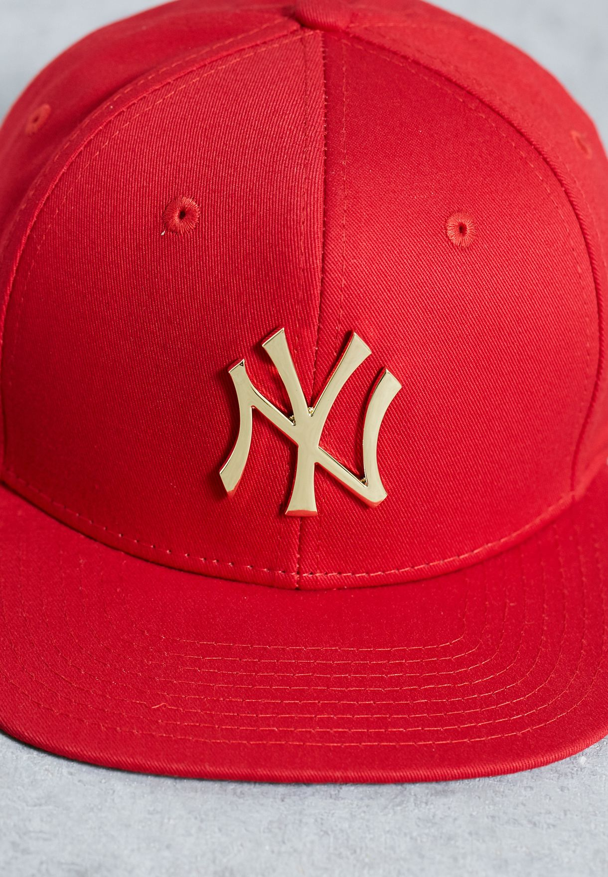Shop New Era red 9fifty NY Yankees Cap 80469079 for Men in Qatar ... d477a7dbfda