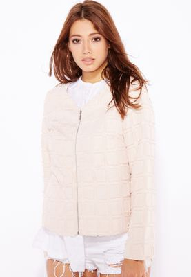 Ella Zip Front Jacket
