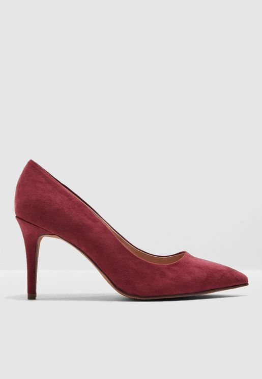 Wide Fit Electra Court Shoe