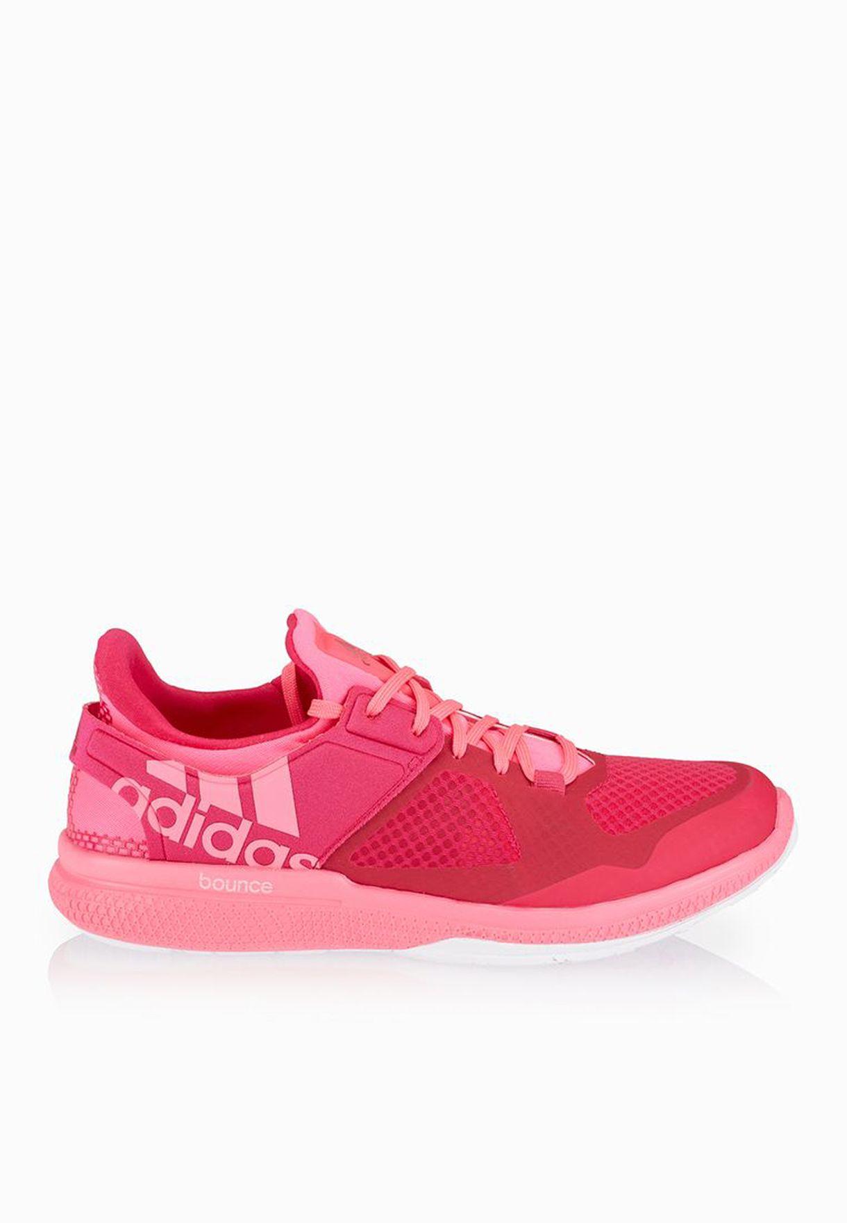 fa158a1bd Shop adidas pink Atani Bounce for Women in Qatar - AD476SH01PQK