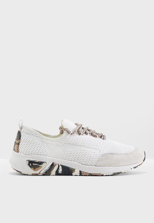 Casual Tie Up Sneaker