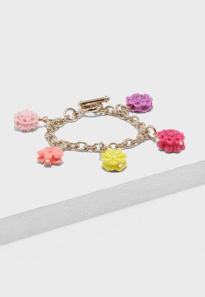 Kids Floral Bracelet