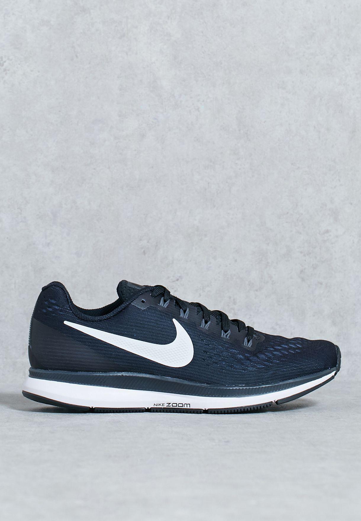 reputable site 86473 dce86 Shop Nike black Air Zoom Pegasus 34 880560-001 for Women in Bahrain -  NI727SH01NKK