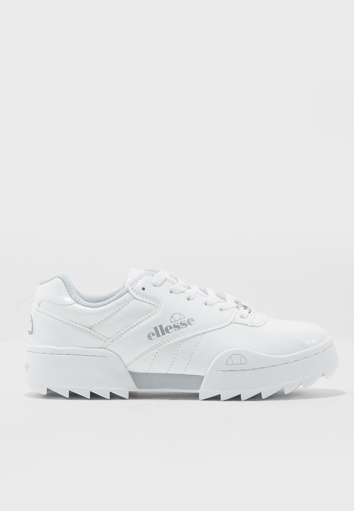 Plativo Patent Cupsole Sneakers