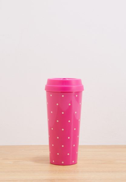 Larabee Dotted Thermal Mug