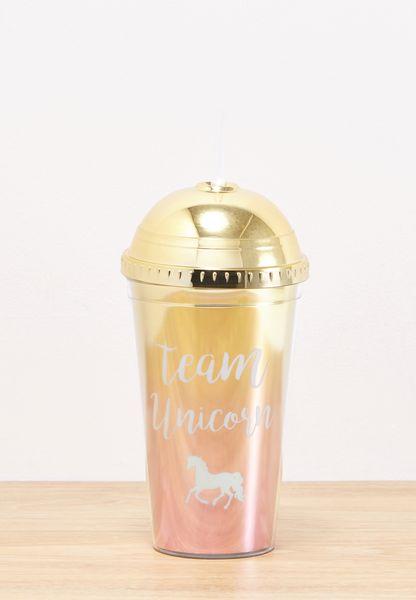 Team Unicorn Metallic Cup