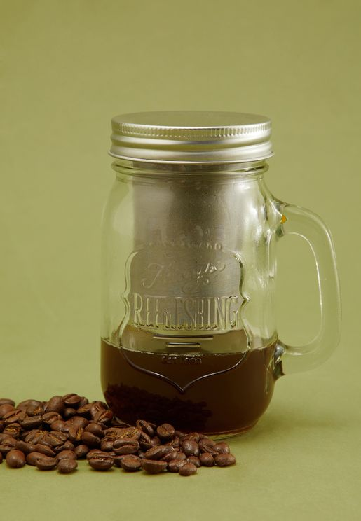 Mason Jar Coffee Kit