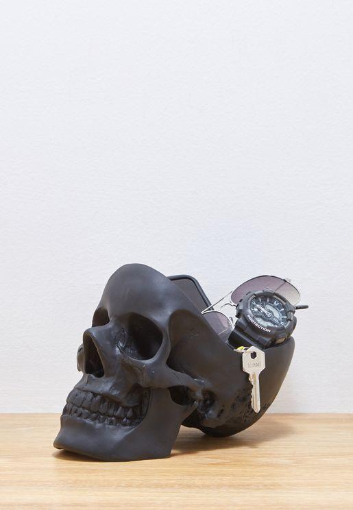 منظم أدوات بنمط جمجمة