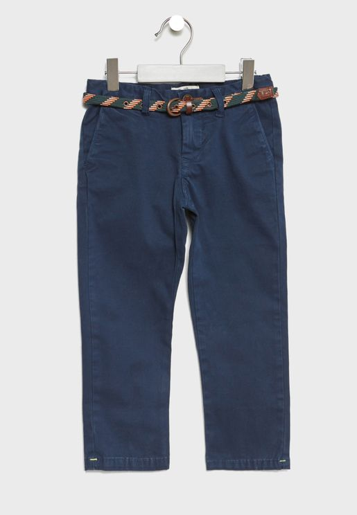 Little Belted Trousers
