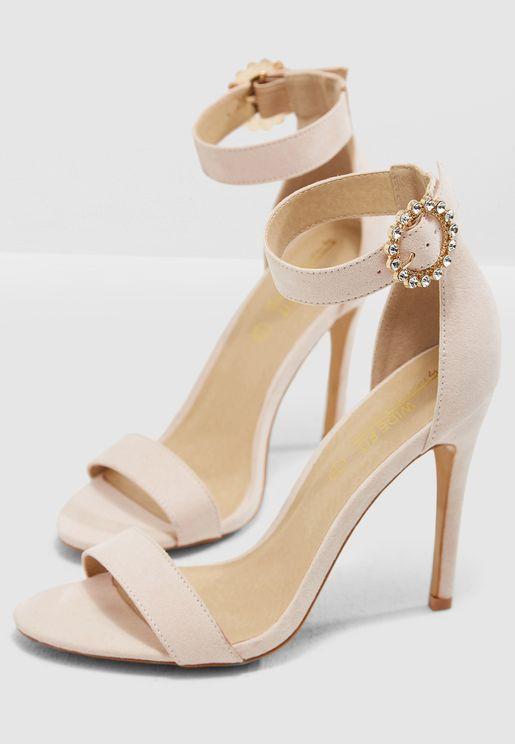 Helen Ankle Strap Sandal