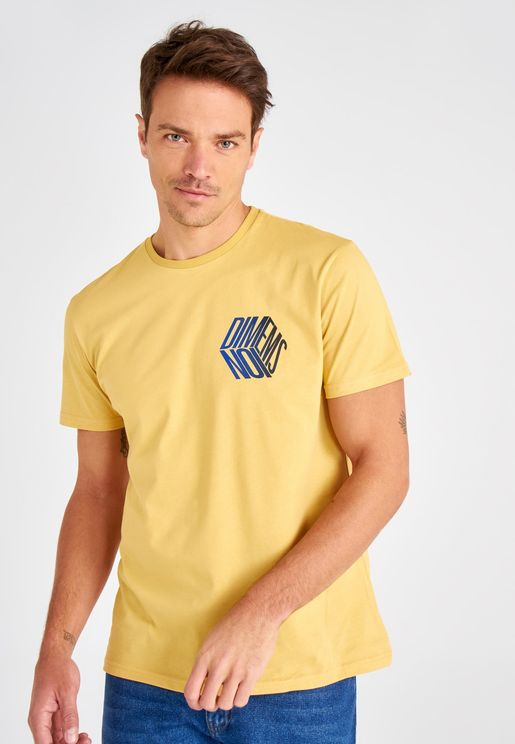 Dimension Crew Neck T-Shirt