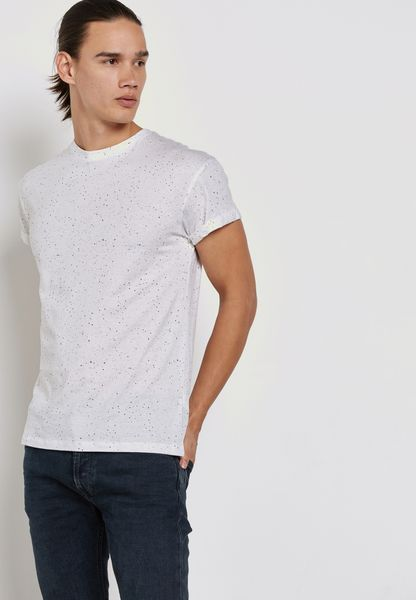 Spray Washed T-Shirt