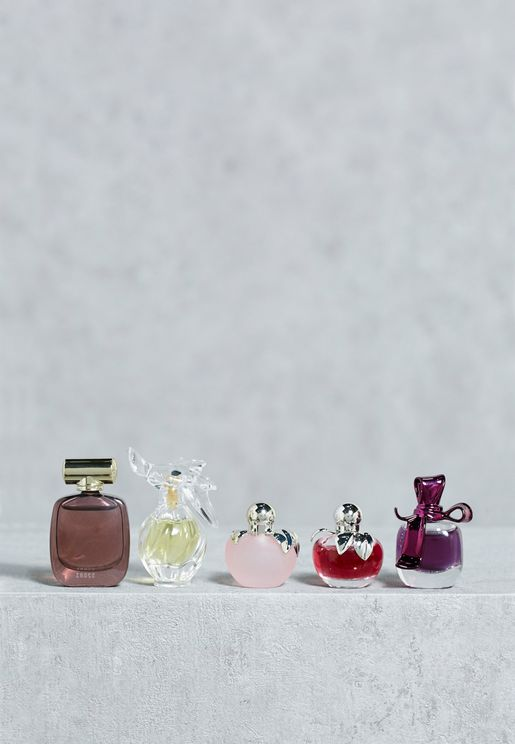Miniatures Set 5x4ml