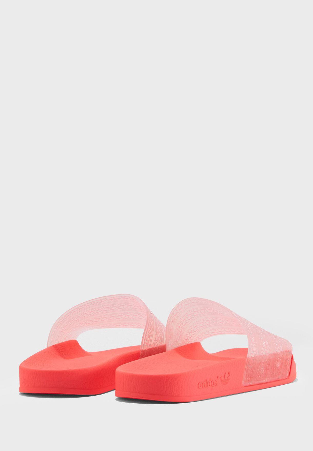 c8c4cb94445 Shop adidas Originals pink Adilette Lilo CQ2907 for Women in UAE ...