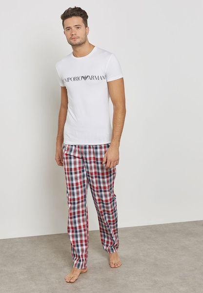 Logo Band Detail Pyjamas