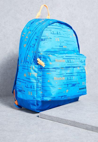 Kids Printed Backpack