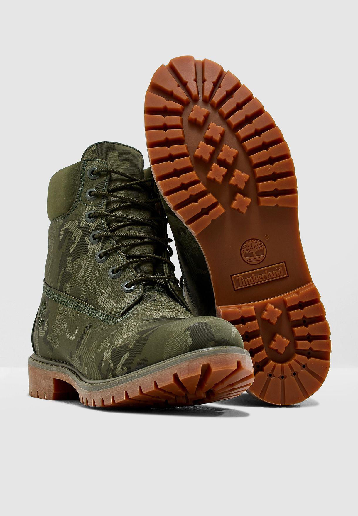 """6"""" Premium Fabric Boot"""