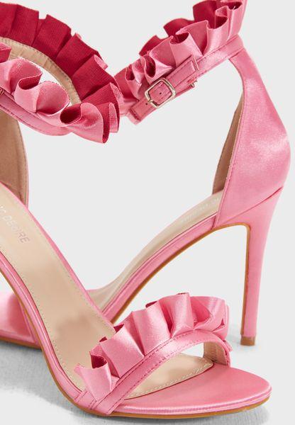 Public DesireLUCID - High heeled sandals - orange m2iTzMGa