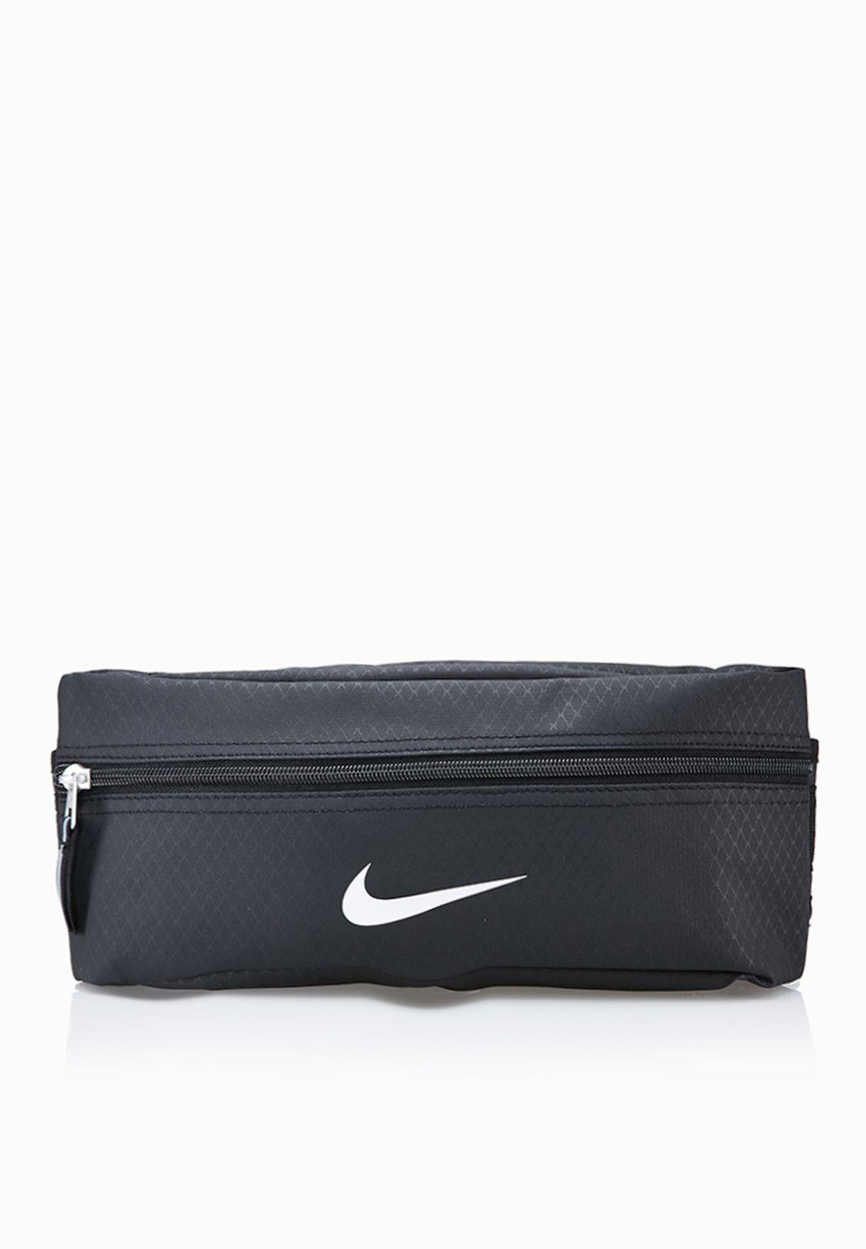 01e3b89fe8 Shop Nike black Team Training Waist Pack BA4925-001 for Men in UAE ...