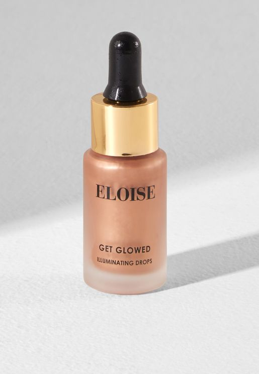 Get Glowed Illuminating Drops 03 Champagne Glow