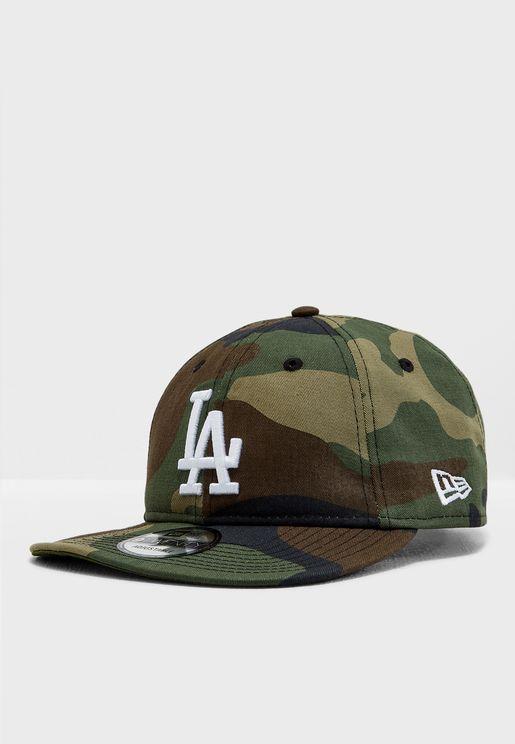 9Twenty Los Angeles Dodgers Packable Cap