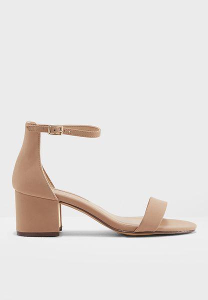 Saint Heeled Sandals