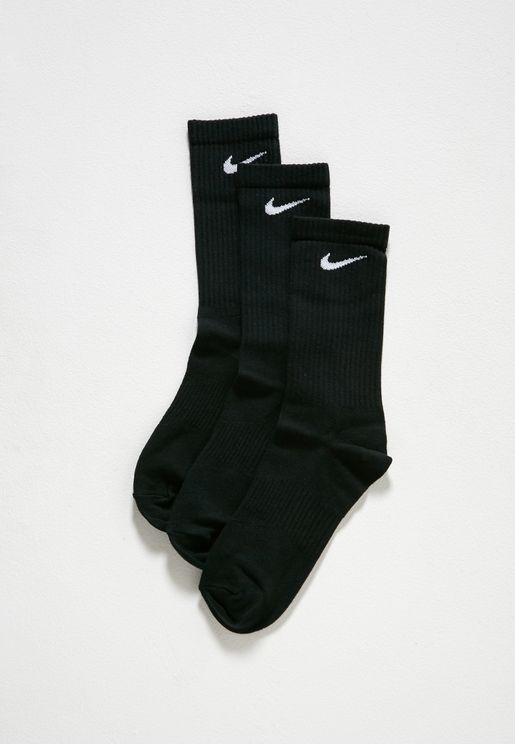 3 Pack Performance Socks