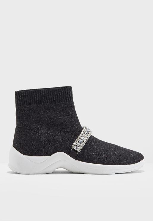 حذاء لينفورد سهل الارتداء