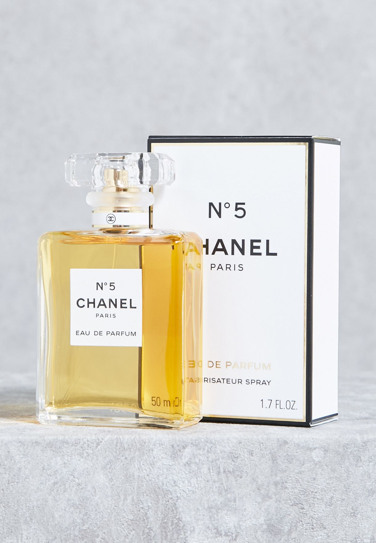 Shop Chanel Clear No 5 50ml Edp 3145891254303 For Women In Uae