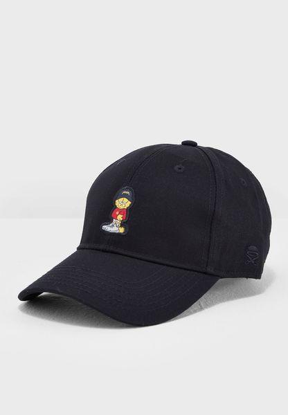 Garfield Curved Cap