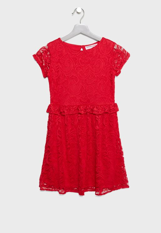 Teen Lace Dress