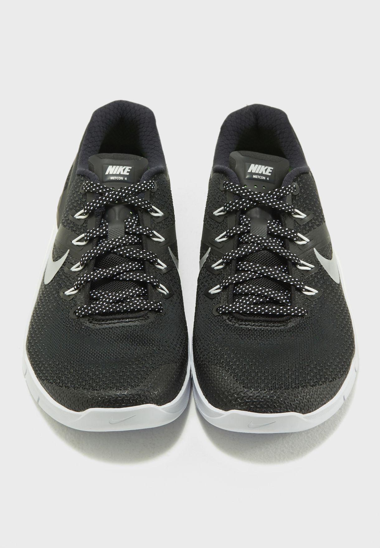 af9fea4801e4 Shop Nike black Metcon 4 924593-001 for Women in UAE - NI727SH90QYZ