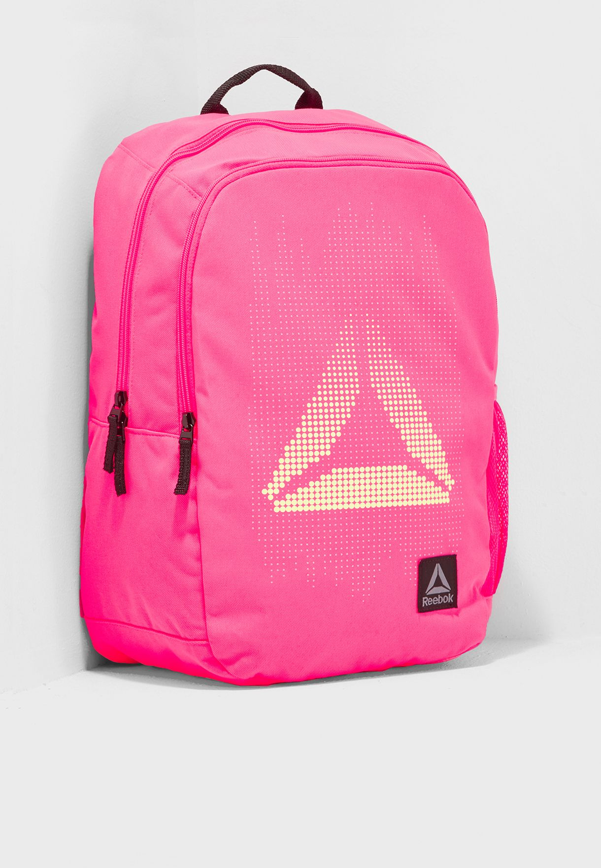 Shop Reebok pink Kids Foundation Backpack CE4274 for Kids in UAE ...