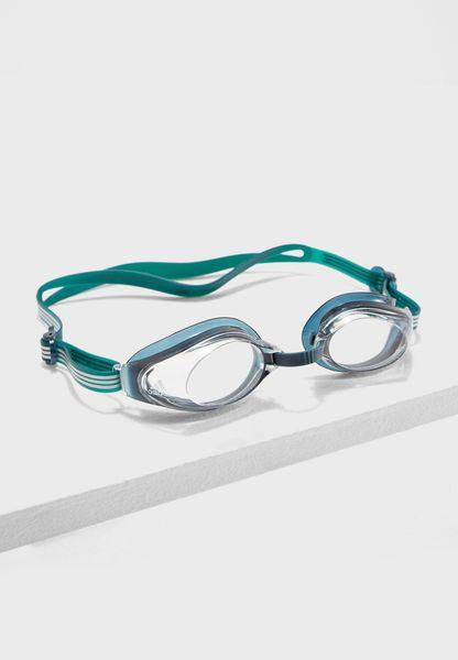 نظارات سباحة بشعار الماركة