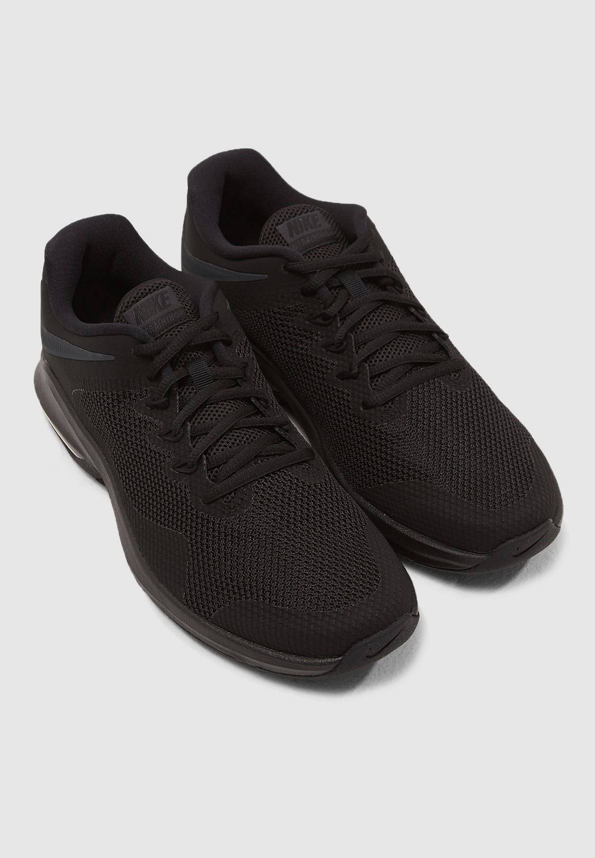 fabd9c97083 Shop Nike black Air Max Alpha Trainer AA7060-009 for Men in Kuwait ...