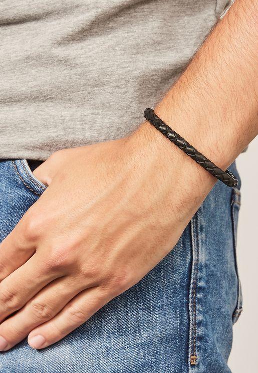 Skinny Braid Bracelet