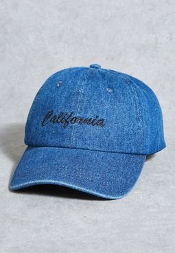 Denim California Cap