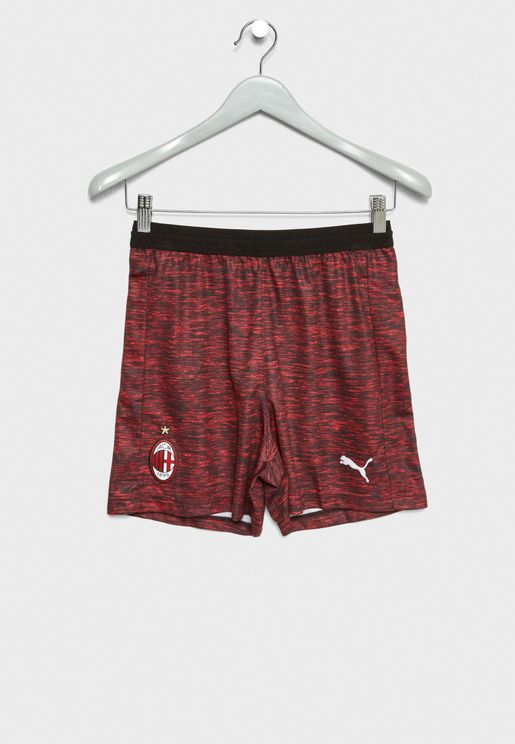 Kids AC Milan Replica Shorts