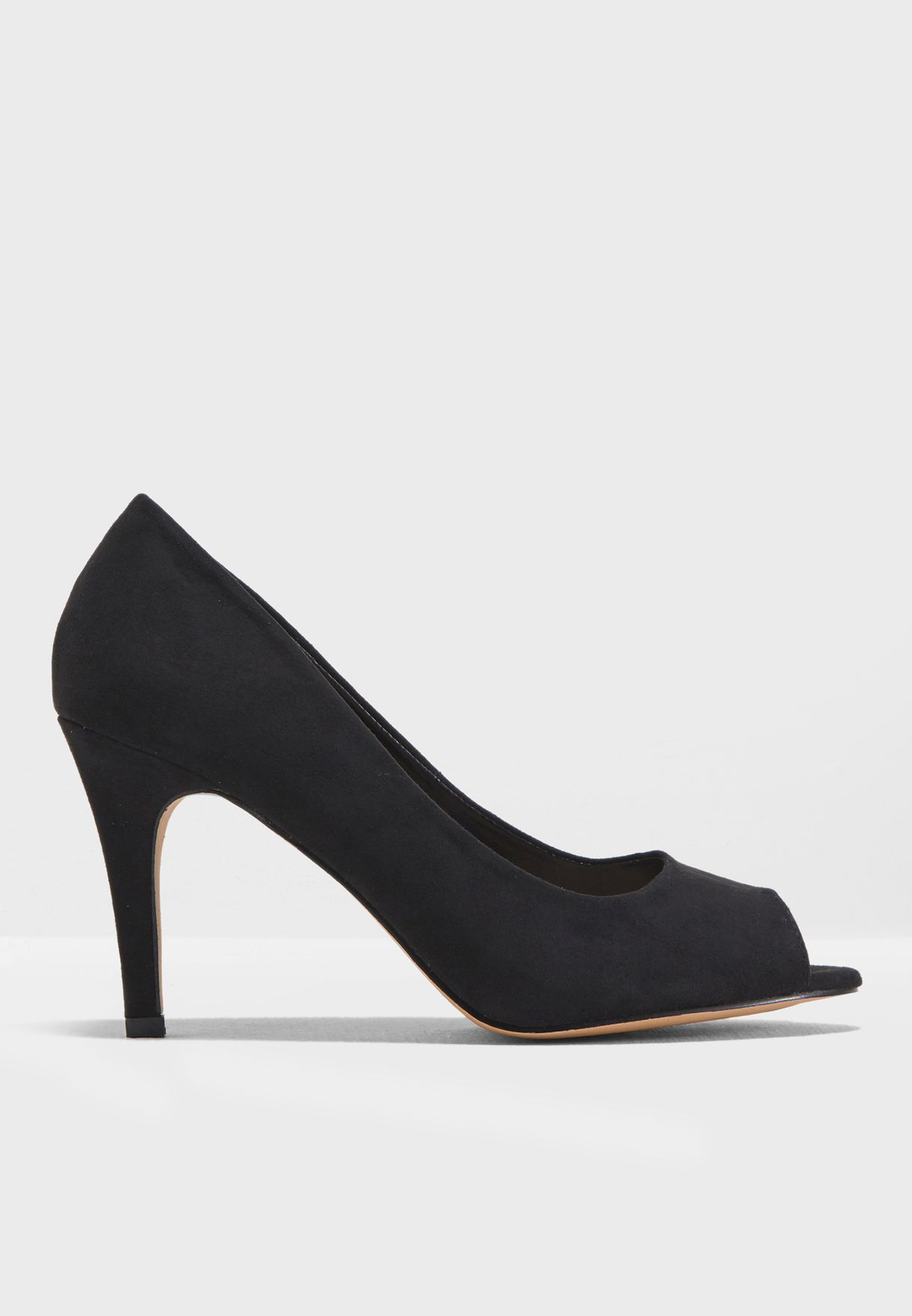 Wide Fit Clover Court Shoes