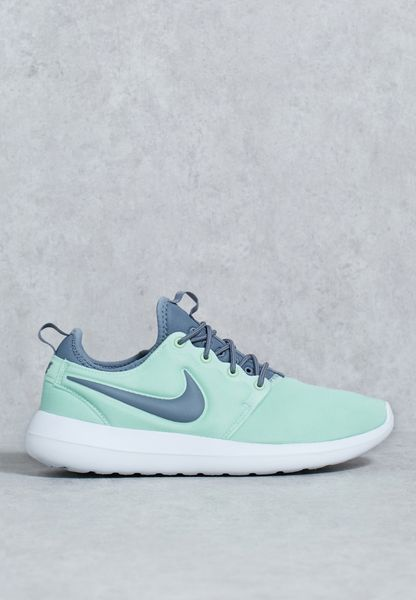 50%OFF Shop Nike green Roshe Two 844931303 for Women in UAE