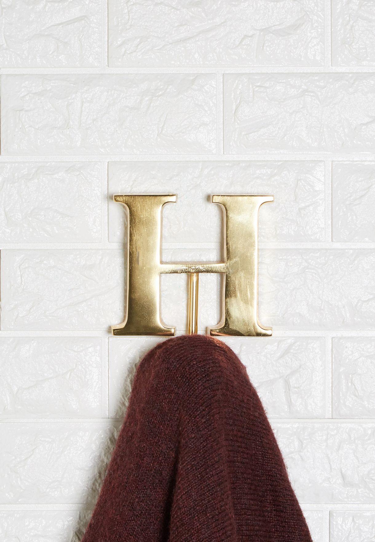 خطاف بحرف H