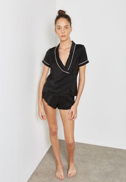 Kar Pyjama Shorts Set