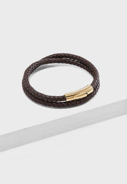 Barbican Wrap Around Bracelet